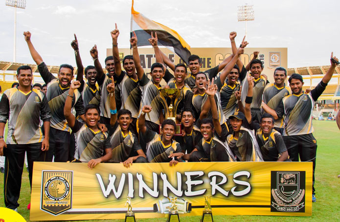 Mahanama Won Battle of the Golds 2016